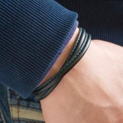 bracelet homme gravé personnalisé