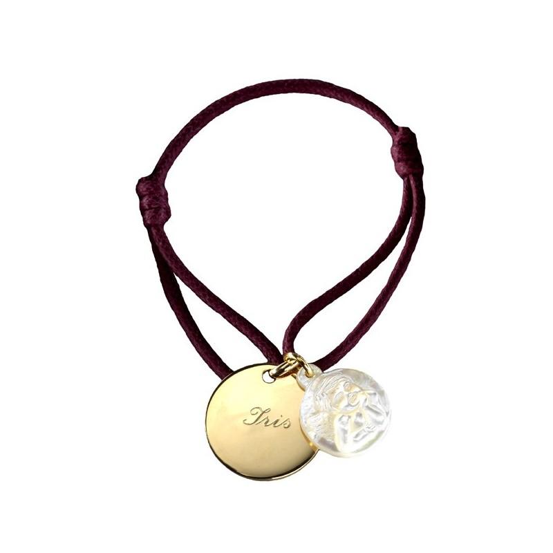 Bracelet Ange- Plaqué or