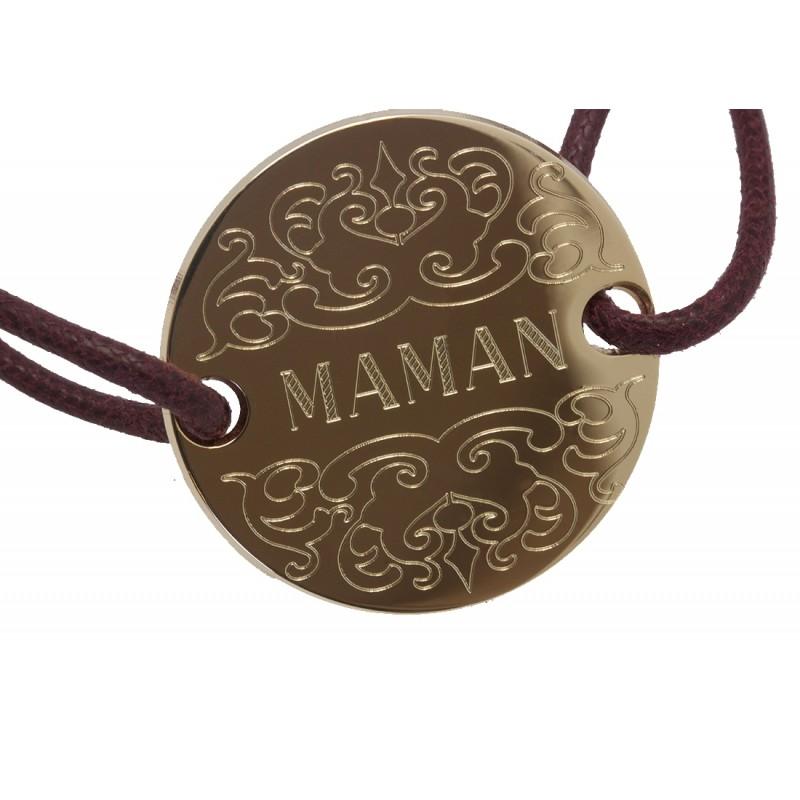 Bracelet Maman Arabesque