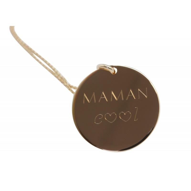 Pendentif Maman cool