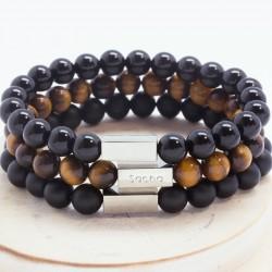 Bracelet perles - trio