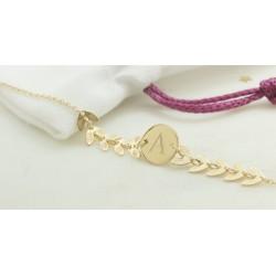 Bracelets chaine épis