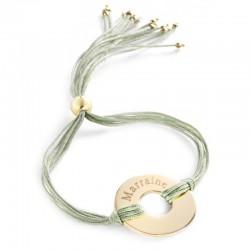 Bracelet Rainbow Jeton -...