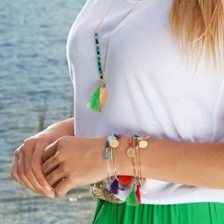 Bracelets Bahia - Plaqué or