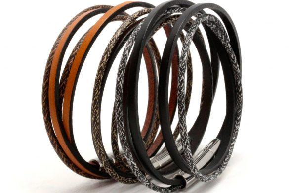 bracelet cuir femme personnalisable
