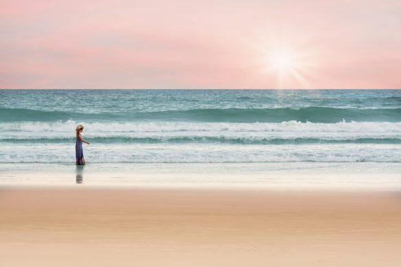 7 conseils pour ne pas perdre son enfant sur la plage
