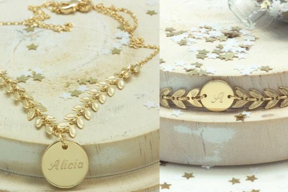 bijoux epis de blé