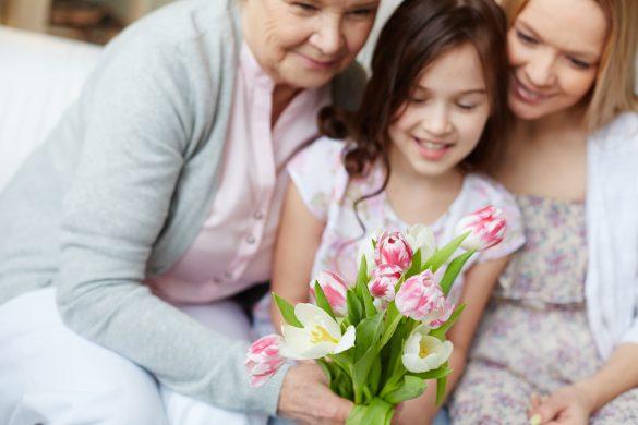bijoux personnalisés pour grand mère