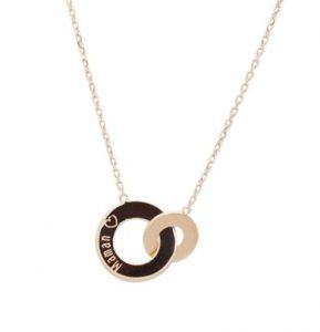 collier-anneaux-enlaces-plaque-or-2