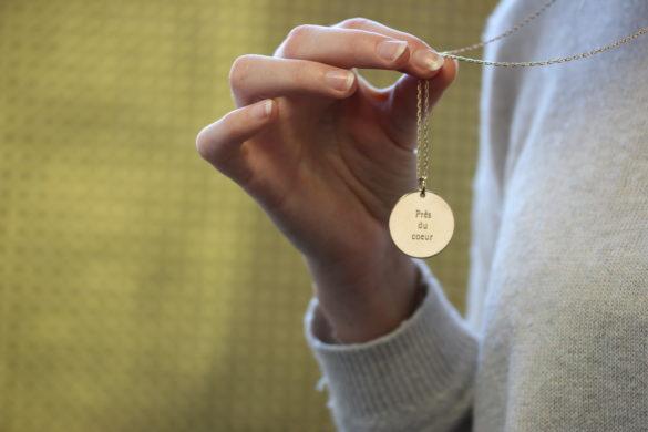 idées gravure d'un bijou personnalisé