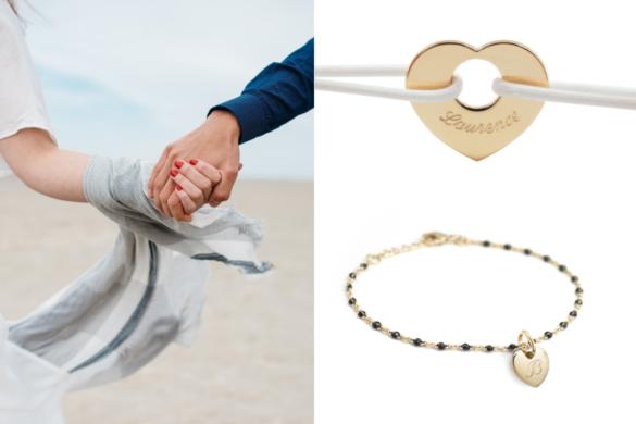 bracelets-coeur-plaque-or-personnalises