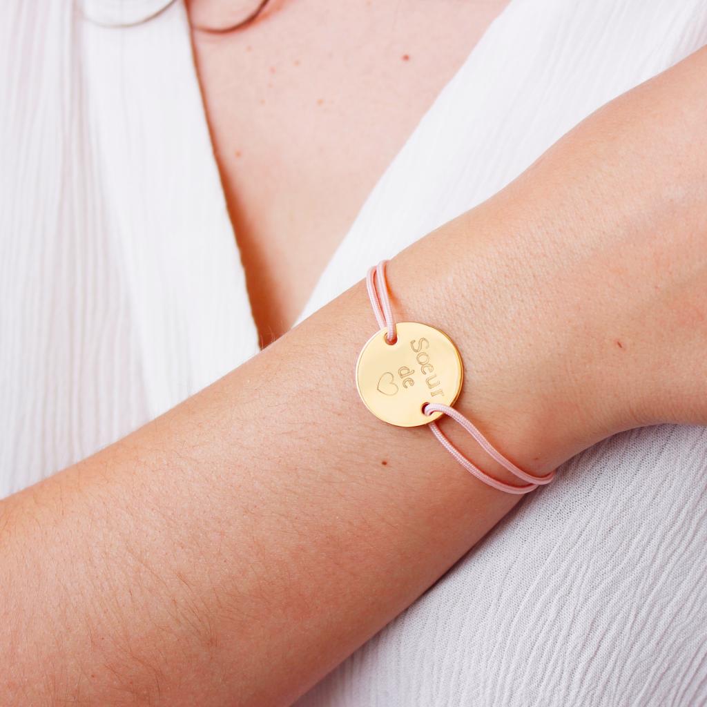 bracelet-soeur-de-coeur-personnalisable