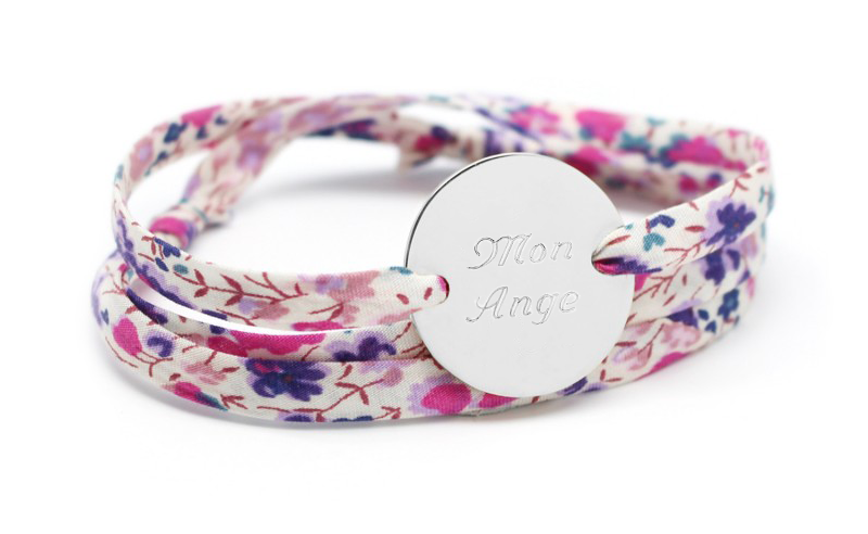 bracelet-gravure-mon-ange-liberty