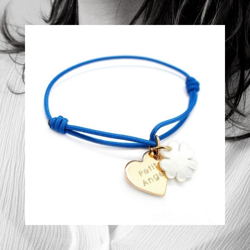 bracelet-medaille-trefle-grave-personnalise