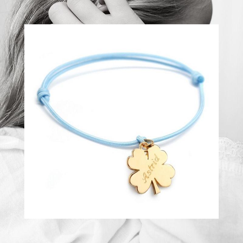 bracelet-trefle-gravure-prenom