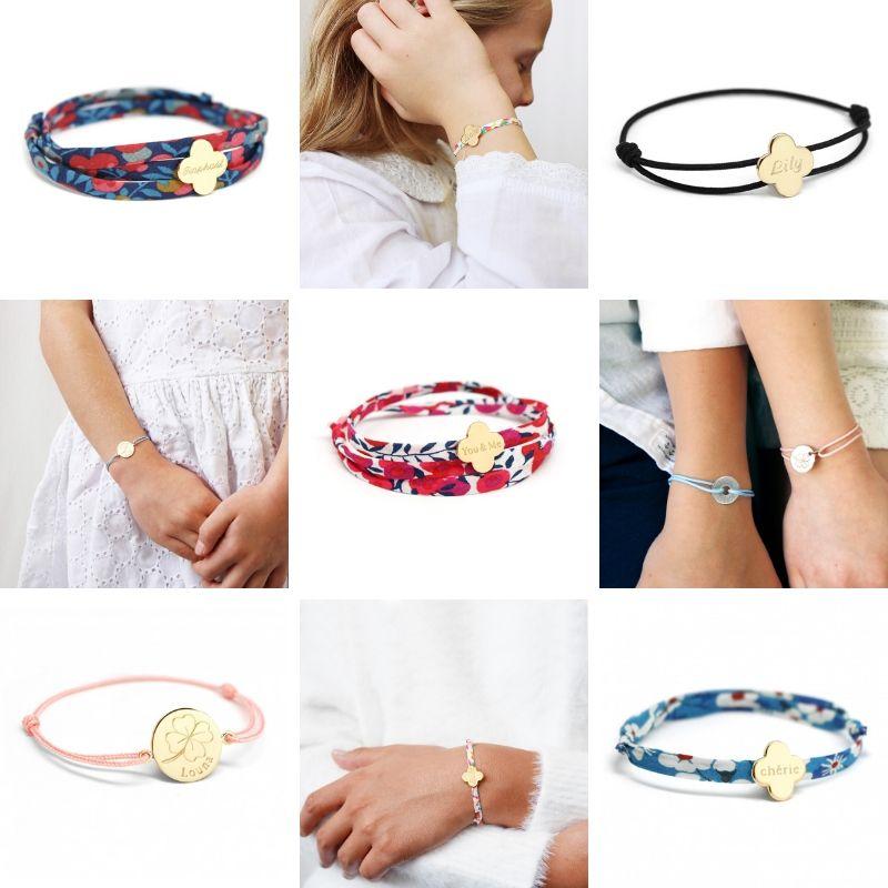 bracelet-trefle-personnalisables