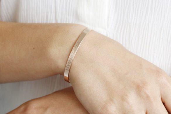 bracelet-jonc-grave-maman-cherie