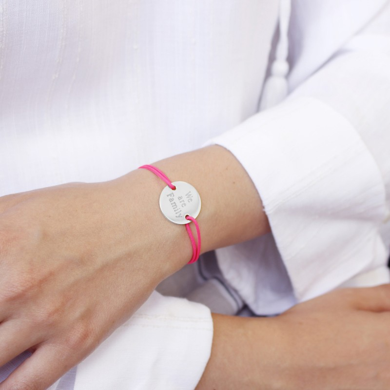 we-are-family-bracelet-personnalise