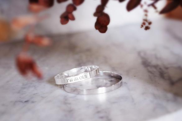 Sélection de bijoux pour un mariage parfait