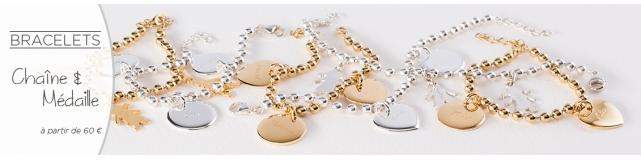 Bracelets Chaîne