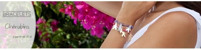 Bracelets Chérubin