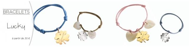 Bracelets Lucky