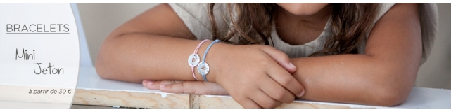 Bracelets Mini jeton
