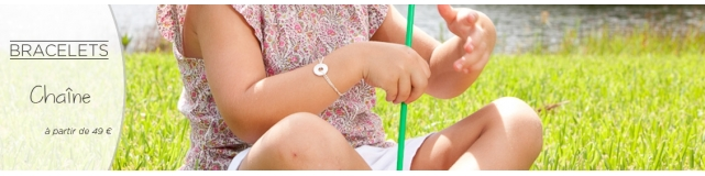 Bracelets Chaine